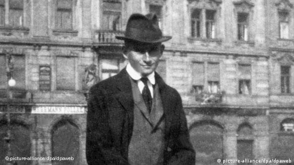Franz Kafka Flash-Galerie
