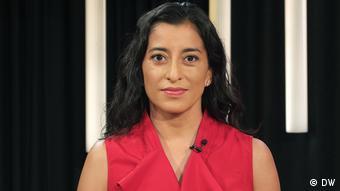 DW Sendung A Fondo   Marisol Oropeza