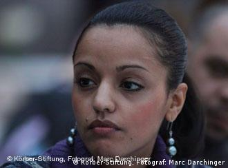 Sawsan Chebli, Foto: Körber-Stiftung