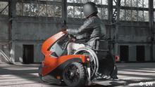 DW Rev | E Berlin, e-Trike