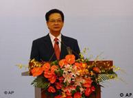 东盟轮值主席国越南政府总理阮晋勇