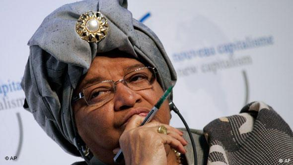 Ellen Johnson Sirleaf (AP)