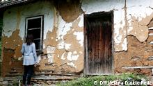 Nis,. 08.07.2021. One of the many abandoned houses in the village of Koritnik on Suva planina near Nis. Serbian Ministry of Rural Care has started a project to award grants for the purchase of rural houses for young married couples.