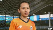 Magazin Global 3000 (12.07.2021) Global Teen Indonesien Galang Rajendra Rabbani ist 12 Jahre alt, kommt aus Indonesien und will Fußballer werden.