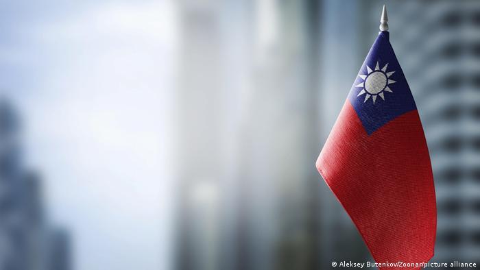 Taiwan Taipeh |Flagge