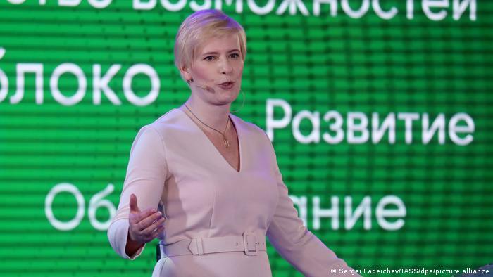 Марина Литвинович, российская правозащитница