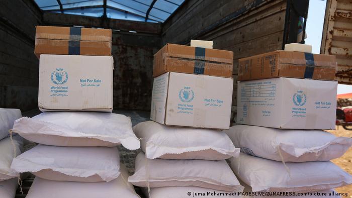 Гуманитарная помощь сирийцам