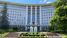 07.2021+++Chișinău, Republik Moldau++ Republik Moldau vor Parlamentswahlen