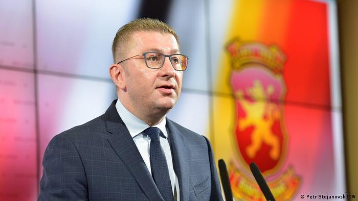 Nord-Mazedonien | Parteichef VMRO-DPMNE Hristijan Mickoski