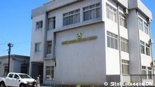 09.07.2021+++Nampula, Mosambik++ Gebäude des Hauptsitzes der Provinzdirektion für Wirtschaft und Finanzen in Nampula