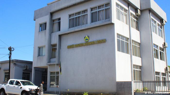 Mosambik   Hauptsitz Provinzdirektion für Wirtschaft und Finanzen