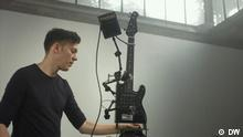 DW Sendung Euromaxx MR-808, Moritz Simon Geist, Roboter, Techno, Robotik, Dresden, Musik