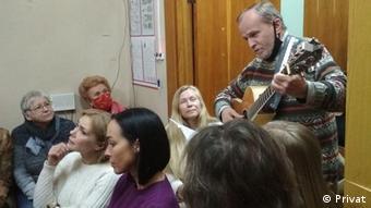 Актеры театра имени Янки Купалы в гостях у ТБМ