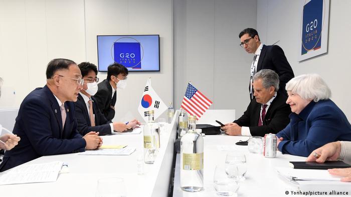 Συνάντηση των G20 το Σάββατο