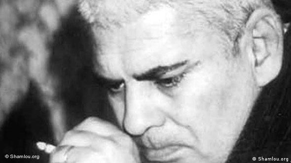 Ahmad Shamlou, iranischer Dichter Flash-Galerie