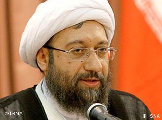 صادق آملی لاریجانی، رئیس قوه قضاییه