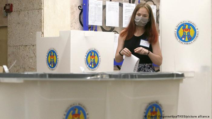 Republica Moldova, alegeri anticipate, 11.07.2021