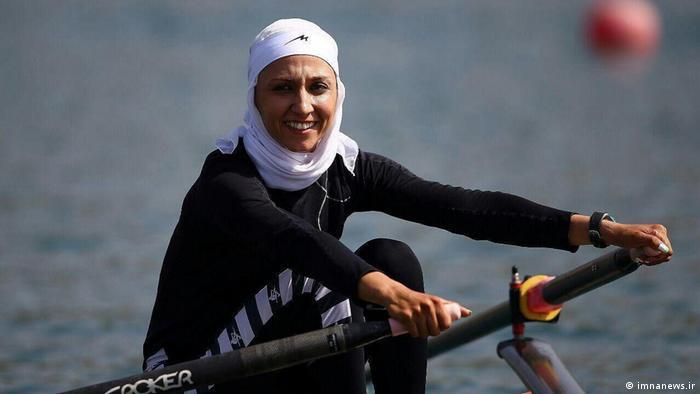 نازنین ملایی ۲۹ ساله نیز از افتخارآفرینان ورزش ایران است. این قایقران موفق شد در ماده چهار نفره جفت پاروی سبکوزن، مدال برنز بازیهای آسیایی ۲۰۱۴ اینچئون را از آن خود کند. کسب سهمیه و حضور نازنین ملایی در المپیک ۲۰۲۱ توکیو، با وجود اعمال محدودیتهای فراوان در جمهوری اسلامی برای زنان ورزشکار، یک کامیابی بزرگ برای ورزش زنان ایران است.