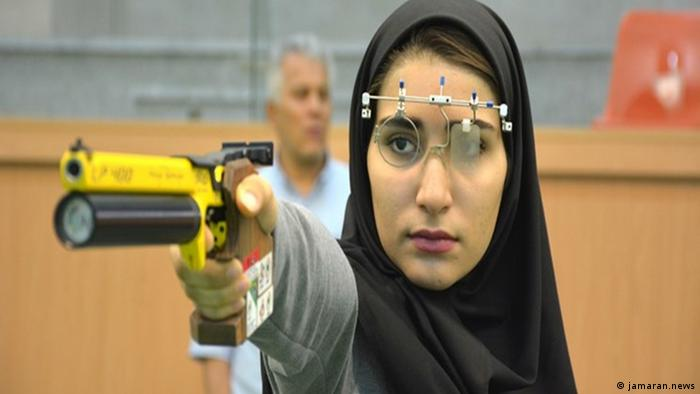 هانیه رستمیان پرچمدار کاروان ورزشی ایران در بازیهای المپیک تابستانی توکیو است. این ملیپوش ۲۲ ساله ورزش ایران در رشته تیراندازی و در ماده تپانچه به دنبال افتخارآفرینی برای ایران در المپیک است.
