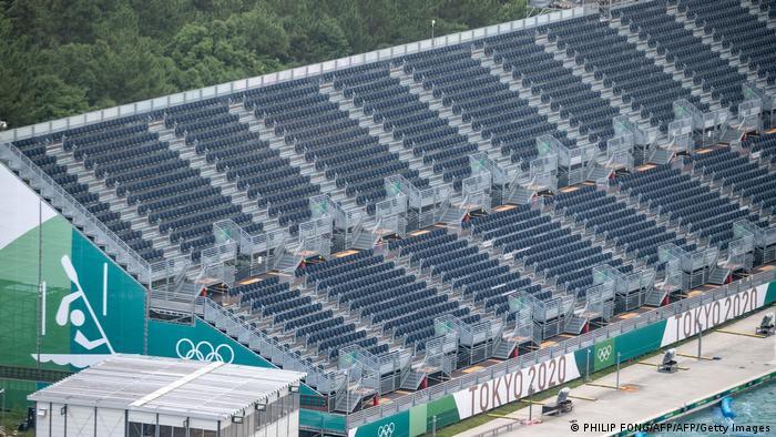 Los Juegos Olímpicos se aplazaron un año a causa de la pandemia, y aún así se celebrarán sin espectadores.