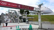 Japan   Olympiade in Tokio 2021 - Sapooro Dome