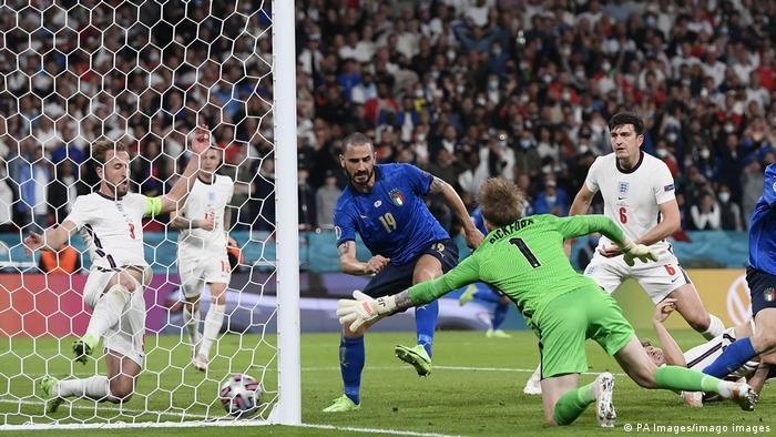 EURO 2020 | Finale Italien vs England | Tor Bonucci