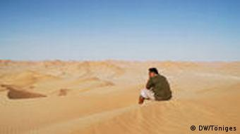 Wüste in Oman (Foto: Töniges)
