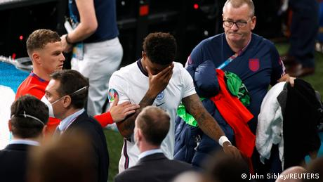 EURO 2020 | Finale Italien vs England | Rashford