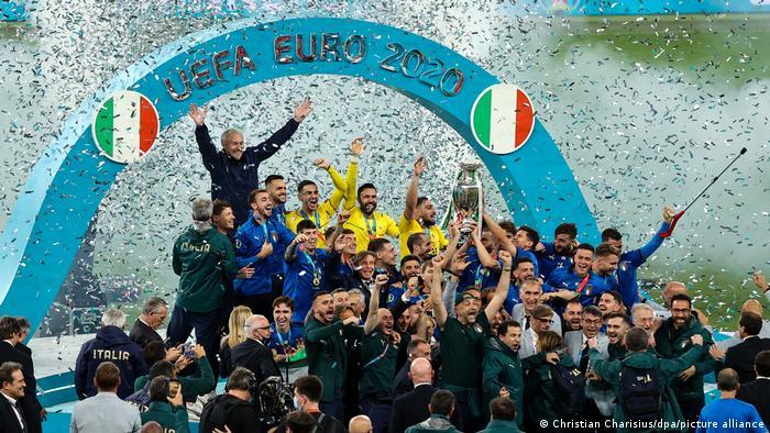EURO2020 I Italien - England