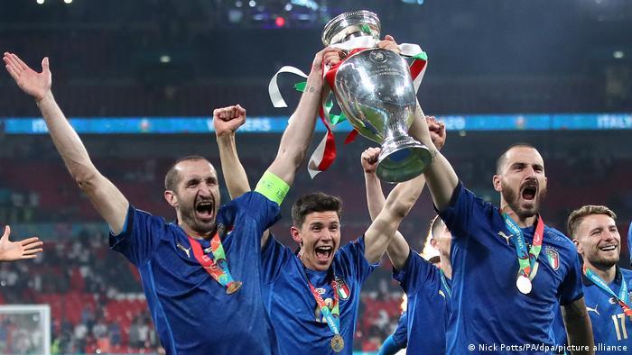 İtalya 53 yıl sonra Avrupa Şampiyonu