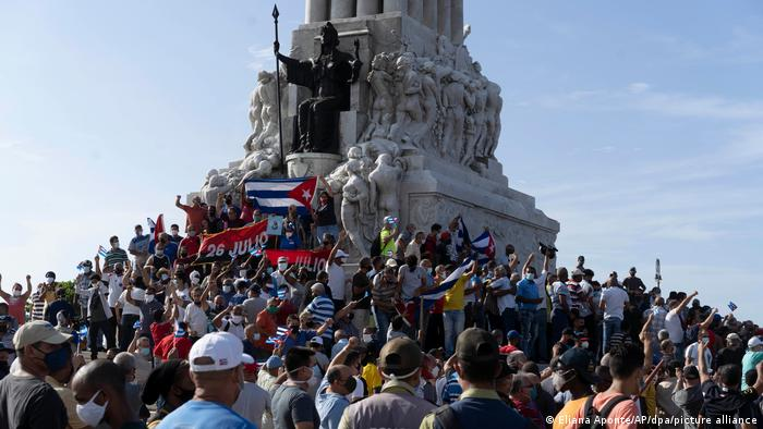 Kuba | Proteste in Havanna
