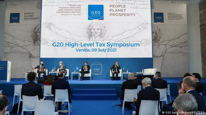 Sastanak ministara financija G20 u Veneciji