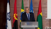 Francisco Ribeiro Telles, Exekutivsekretär der Gemeinschaft der portugiesischsprachigen Länder (CPLP) Copyright: CPLP