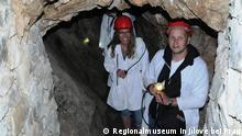 Tschechien und Hunderte Tonnen von Gold | Der ehemalige Bergbaustollen St. Antonín zlatých doly in Jílové.