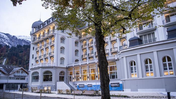 Schweiz | Tourismus in Engelberg - Hotel Palace Engelberg