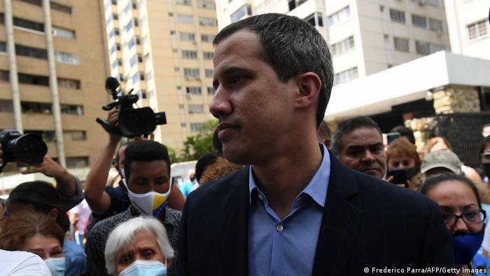 Venezuela | Oppositionsführer Juan Guaido