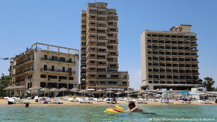 Zypern Tourismus Varosha