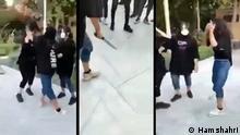 Gewalt in iranischen Schulen