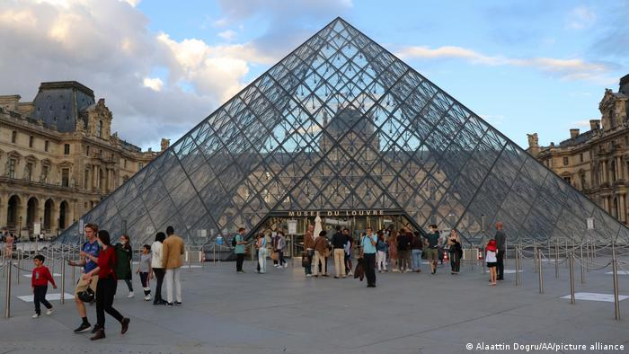 Frankreich | Coronavirus |Tourismus in Paris