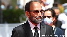 CANNES, FRANCE - JULY 13: Director Asghar Farhadi attends the Ghahreman (A Hero) screening during the 74th annual Cannes Film Festival on July 13, 2021 in Cannes, France. (Photo by Kate Green/Getty Images)