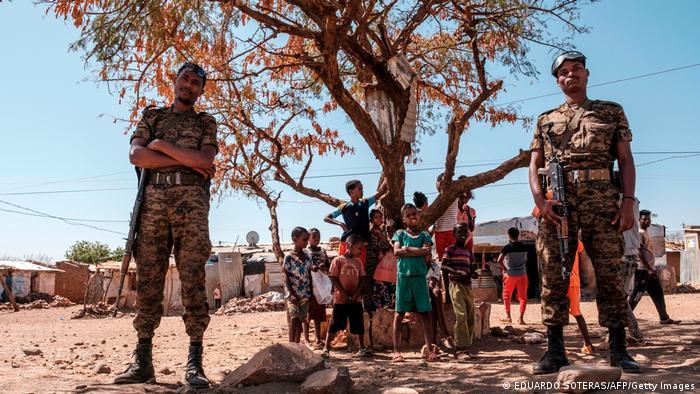 Äthiopien | Mai Aini Flüchtlingscamp