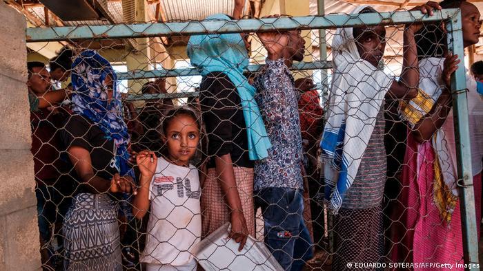 Eritrejske izbjeglice u Etiopiji
