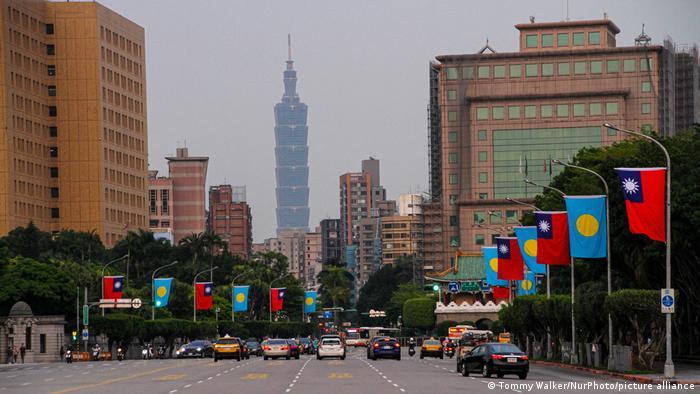 Taiwan Taaipei | Blick auf Taipei 101