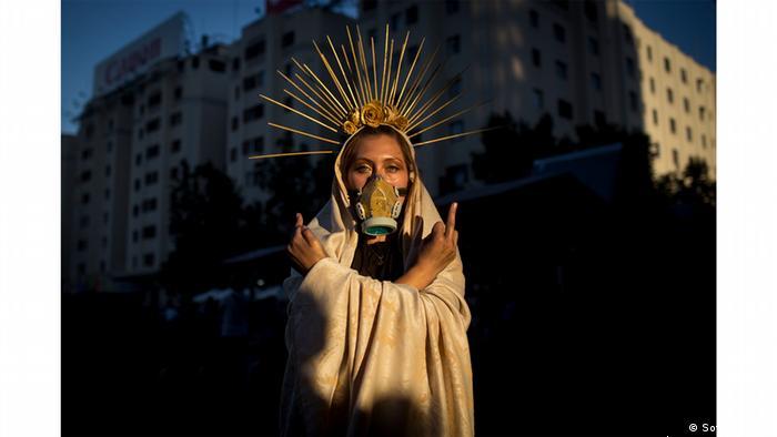 Virgen de las Barricadas