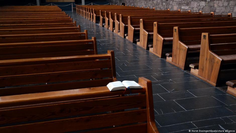 德國天主教會和基督教會2020年共有44萬1000名教徒退會