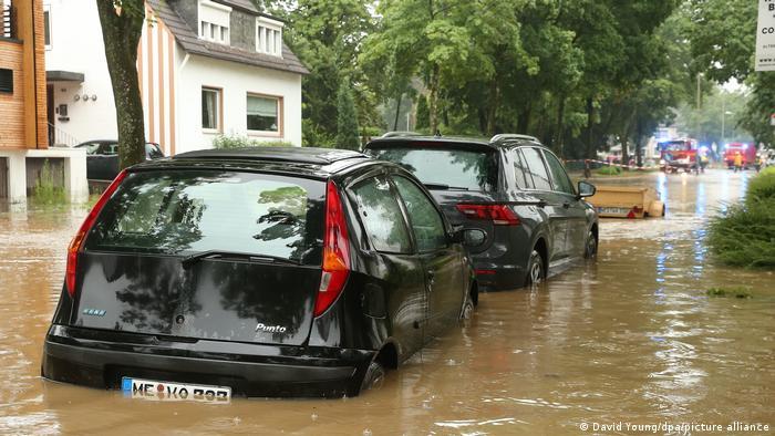 بارندگی شدید تنها به آلمان محدود نمیشود. فرانسه و برخی دیگر از کشورهای اروپا نیز با بارش شدید باران روبهرو بودهاند. گفته میشود بارندگی شدید باعث افزایش سطح آب در بسیاری از رودها شده و احتمال وقوع سیل در برخی از نقاط آلمان و دیگر کشورهای اروپایی منتفی نیست.