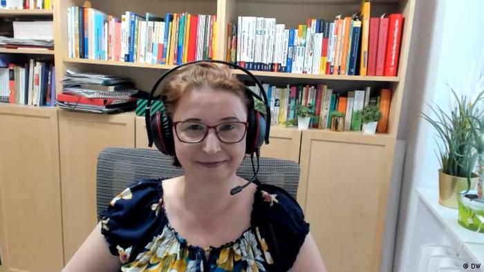 Agnieszka Drummer łączy pracę zawodową z pasją: językiem niemieckim