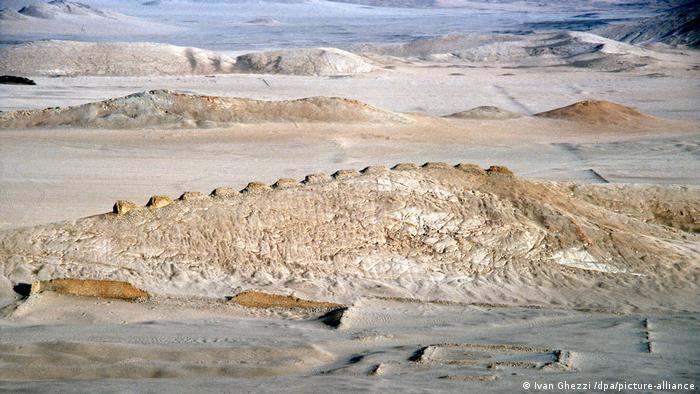 Chankillo Astronomical Complex, Peru