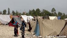 Afghanistan | Binnenflüchtlinge in Laghman