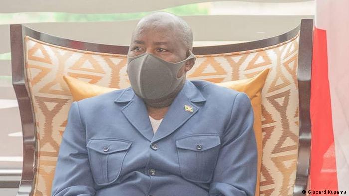 Que veut Evariste Ndayishimiye ?